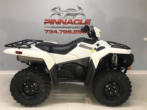 2020 Suzuki KingQuad 750AXi Power Steering in Belleville, Michigan - Photo 1