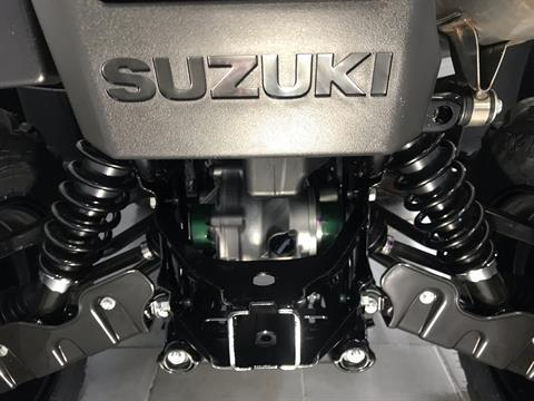 2020 Suzuki KingQuad 750AXi Power Steering in Belleville, Michigan - Photo 5