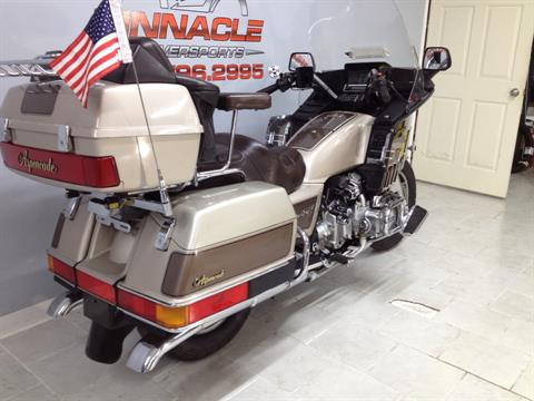 1985 Honda GOLD WING in Belleville, Michigan - Photo 6