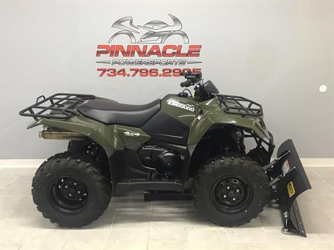 2020 Suzuki KingQuad 400ASi in Belleville, Michigan - Photo 4