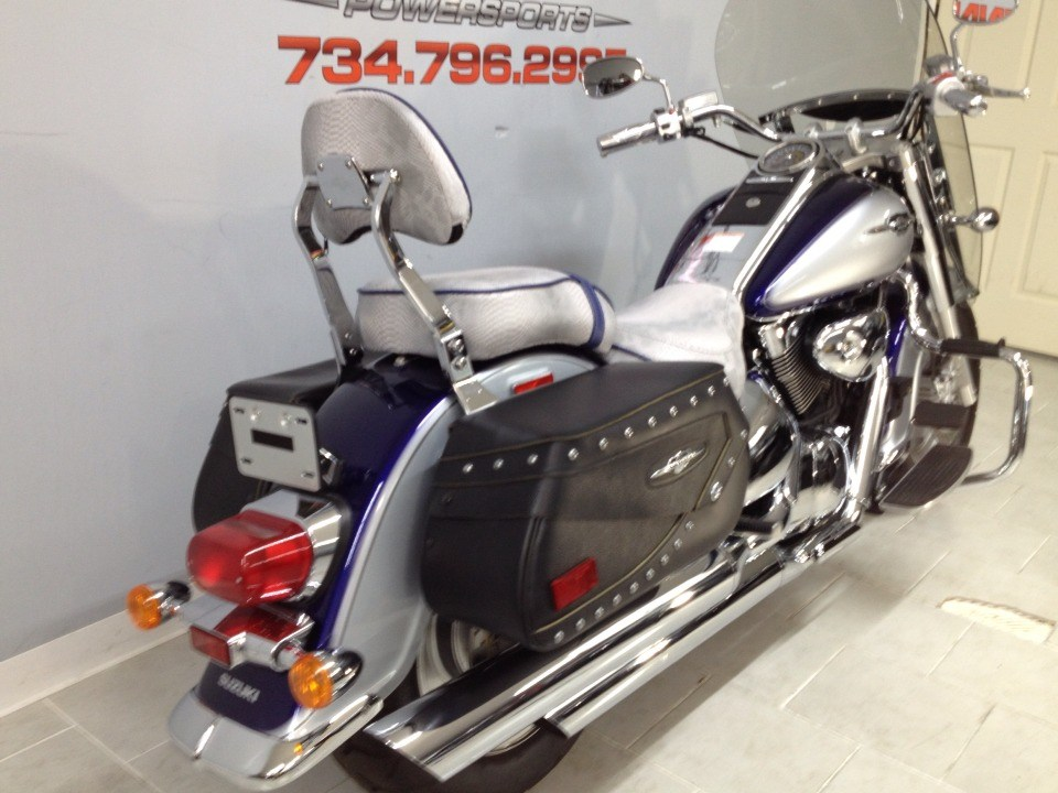2008 Suzuki Boulevard C90 in Belleville, Michigan - Photo 6