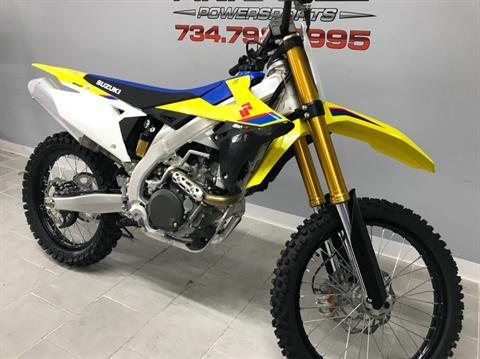 2018 Suzuki RM-Z450 in Belleville, Michigan - Photo 3