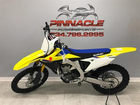 2018 Suzuki RM-Z450 in Belleville, Michigan - Photo 5