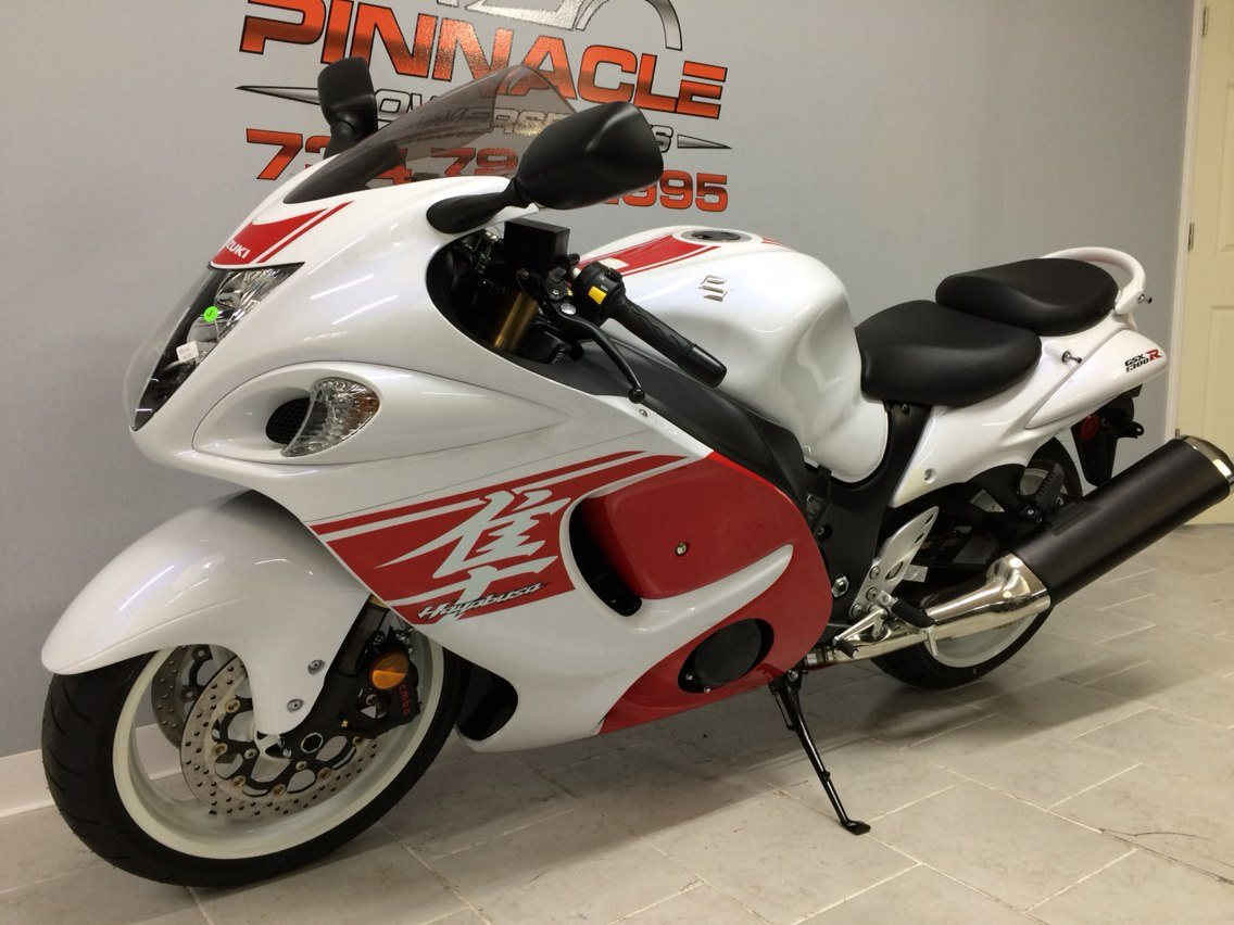 2018 Suzuki Hayabusa in Belleville, Michigan
