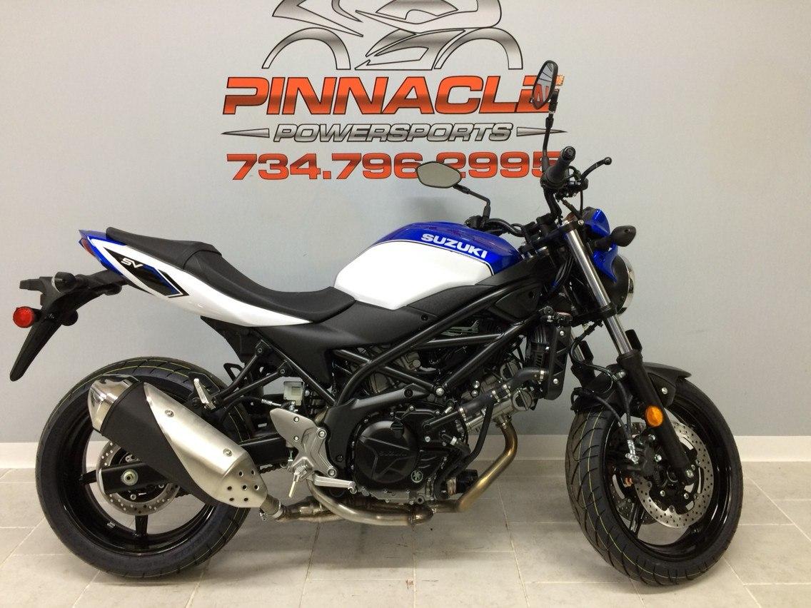 2018 Suzuki SV650 for sale 46229