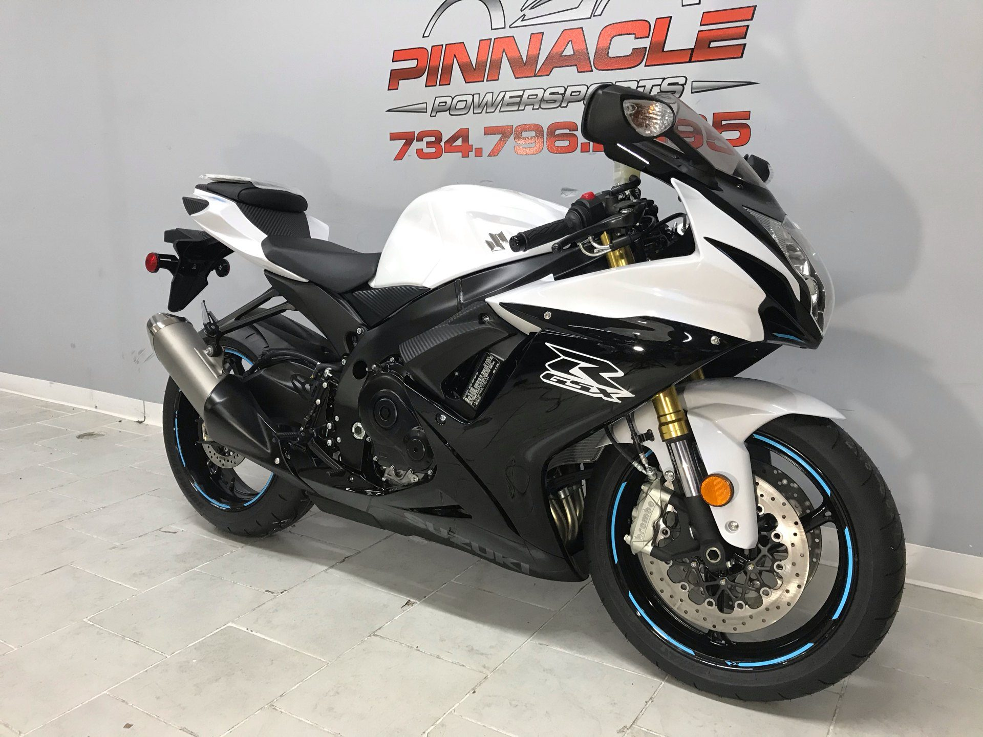 2020 Suzuki GSX-R750 in Belleville, Michigan - Photo 3