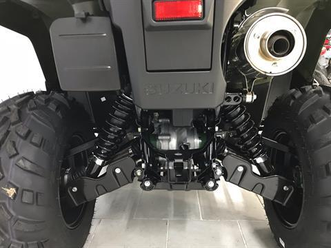 2020 Suzuki KingQuad 500AXi Power Steering with Rugged Package in Belleville, Michigan - Photo 7