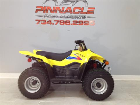 2020 Suzuki QuadSport Z50 in Belleville, Michigan - Photo 1