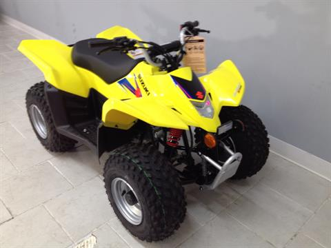 2020 Suzuki QuadSport Z50 in Belleville, Michigan - Photo 3