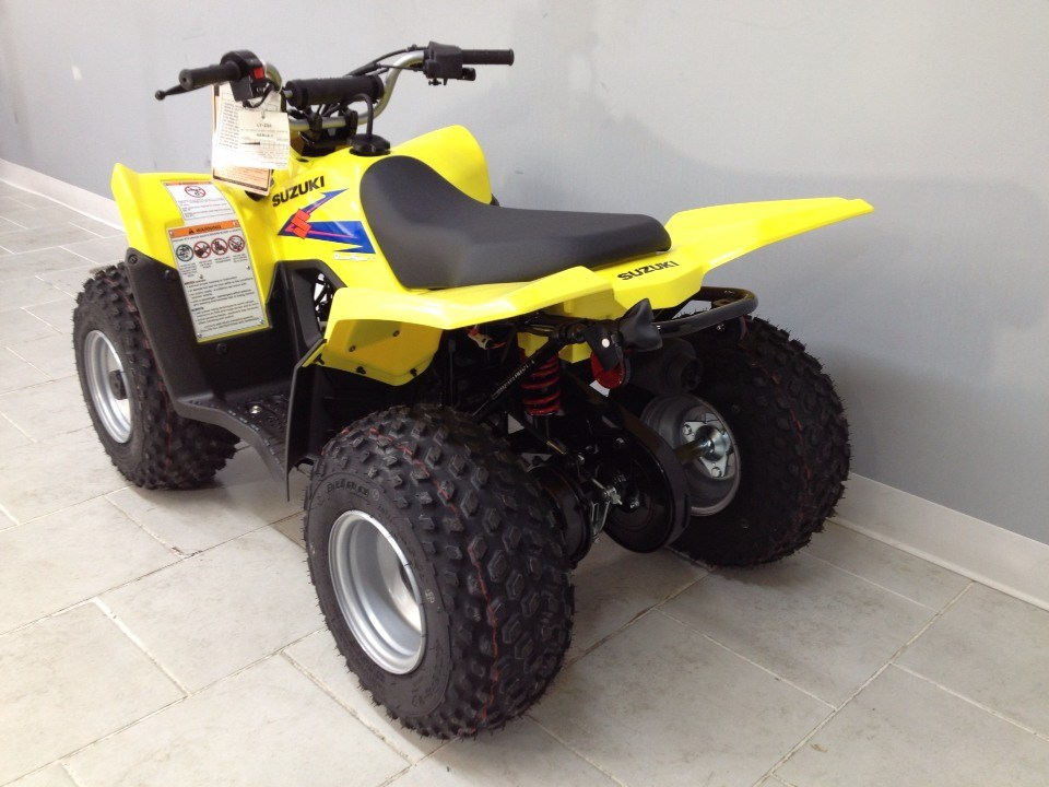 2020 Suzuki QuadSport Z50 in Belleville, Michigan - Photo 4
