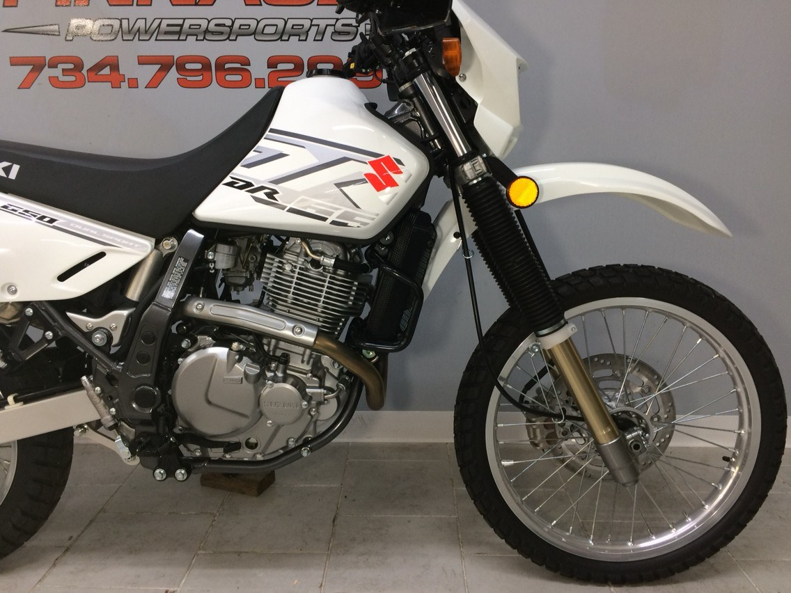 2018 Suzuki DR650S in Belleville, Michigan - Photo 4