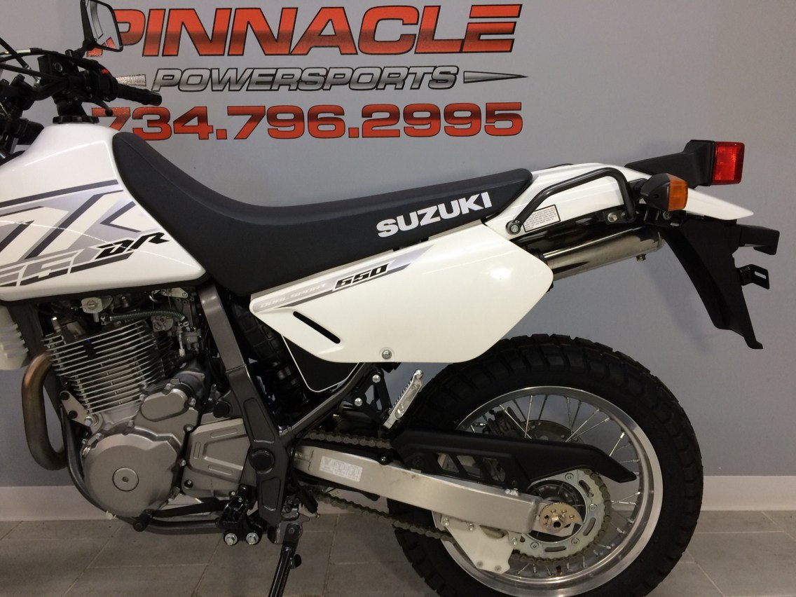 2018 Suzuki DR650S in Belleville, Michigan - Photo 9