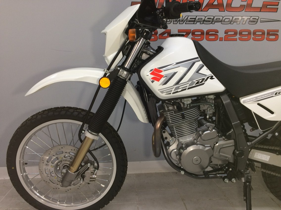 2018 Suzuki DR650S in Belleville, Michigan - Photo 10