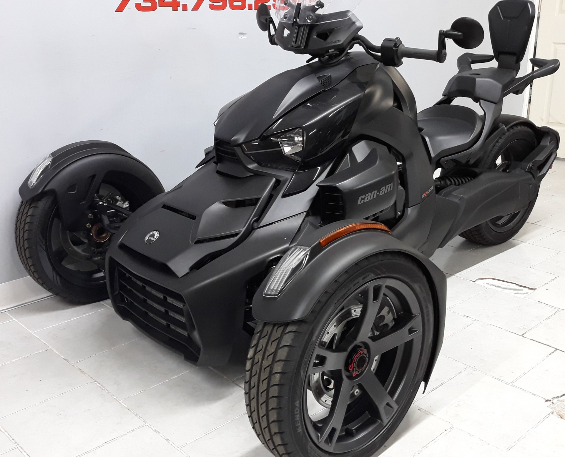 2019 Can-Am Ryker 600 ACE in Belleville, Michigan - Photo 12