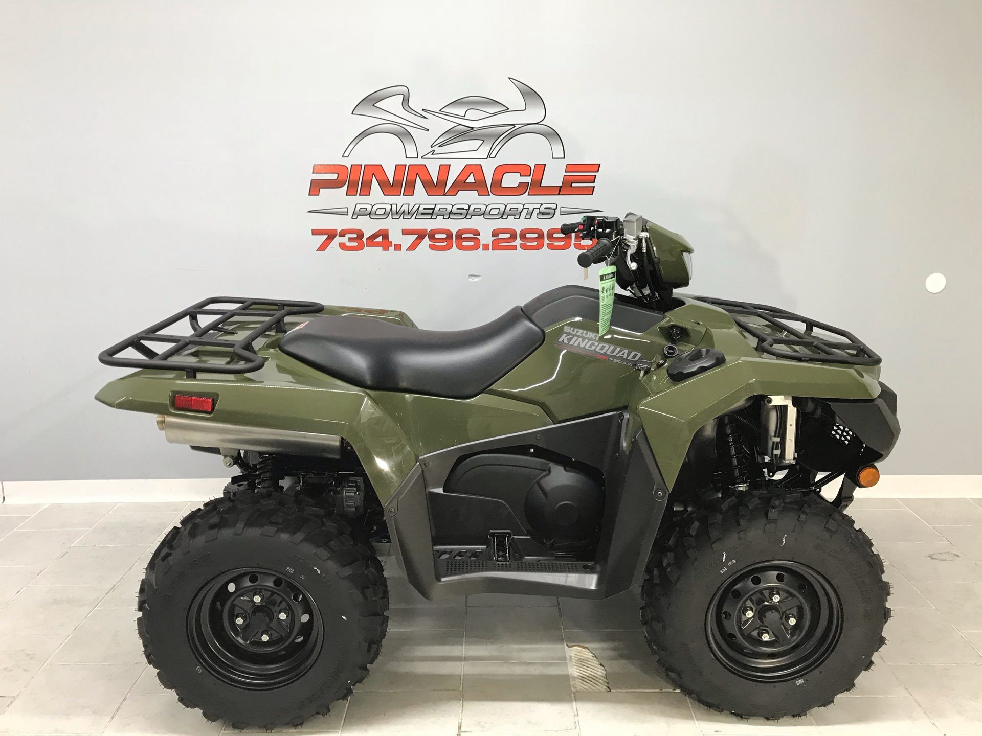 2020 Suzuki KingQuad 500AXi in Belleville, Michigan - Photo 1