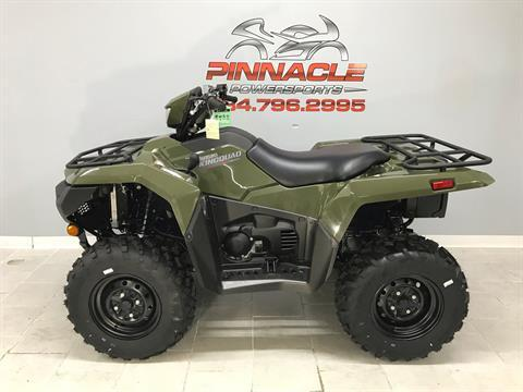 2020 Suzuki KingQuad 500AXi in Belleville, Michigan - Photo 4