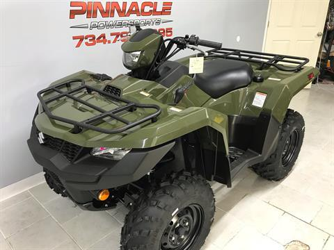 2020 Suzuki KingQuad 500AXi in Belleville, Michigan - Photo 5