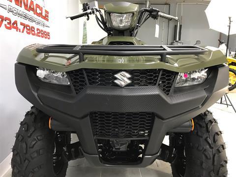 2020 Suzuki KingQuad 500AXi in Belleville, Michigan - Photo 6