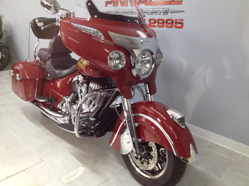 2014 Indian Chieftain™ in Belleville, Michigan - Photo 2