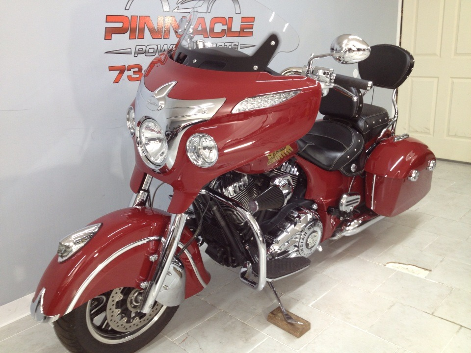 2014 Indian Chieftain™ in Belleville, Michigan - Photo 13