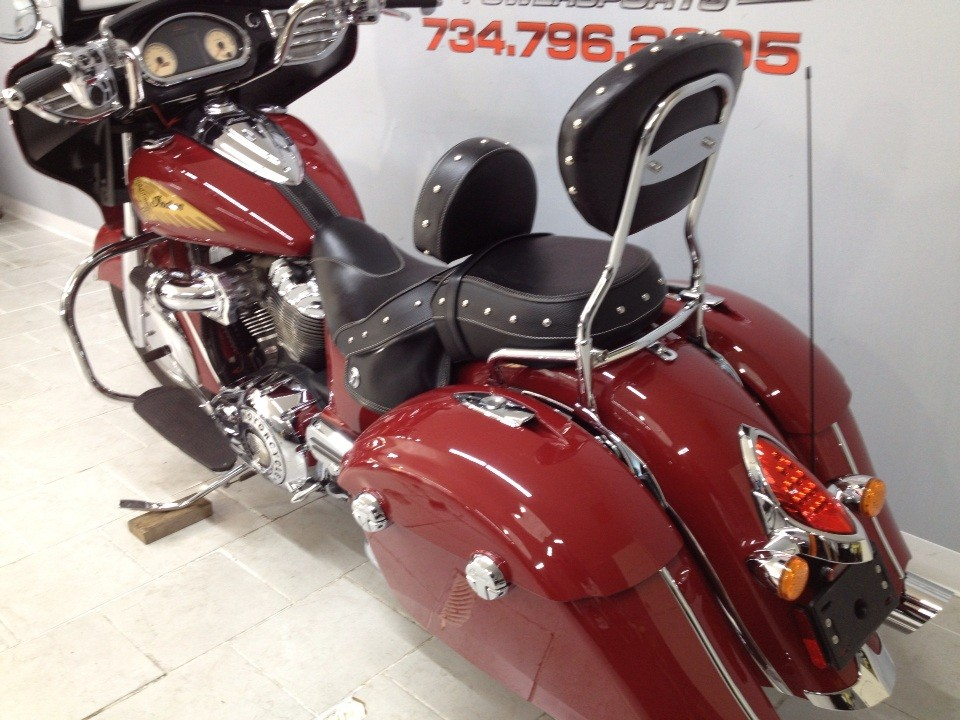 2014 Indian Chieftain™ in Belleville, Michigan - Photo 14