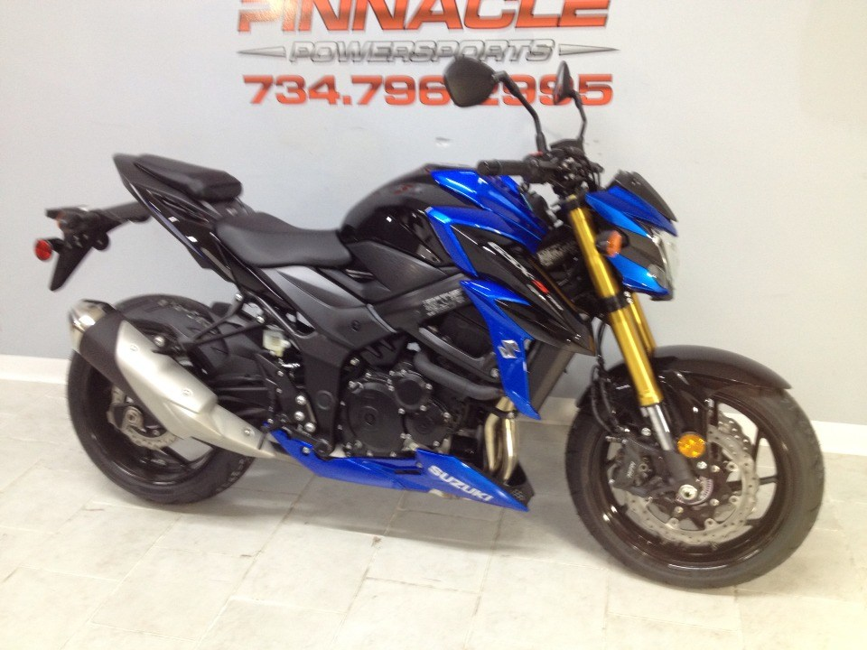 2018 Suzuki GSX-S750 in Belleville, Michigan - Photo 2