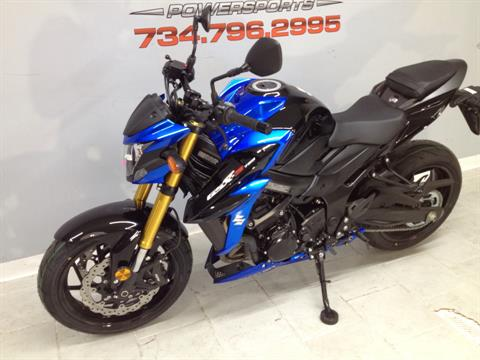 2018 Suzuki GSX-S750 in Belleville, Michigan - Photo 8