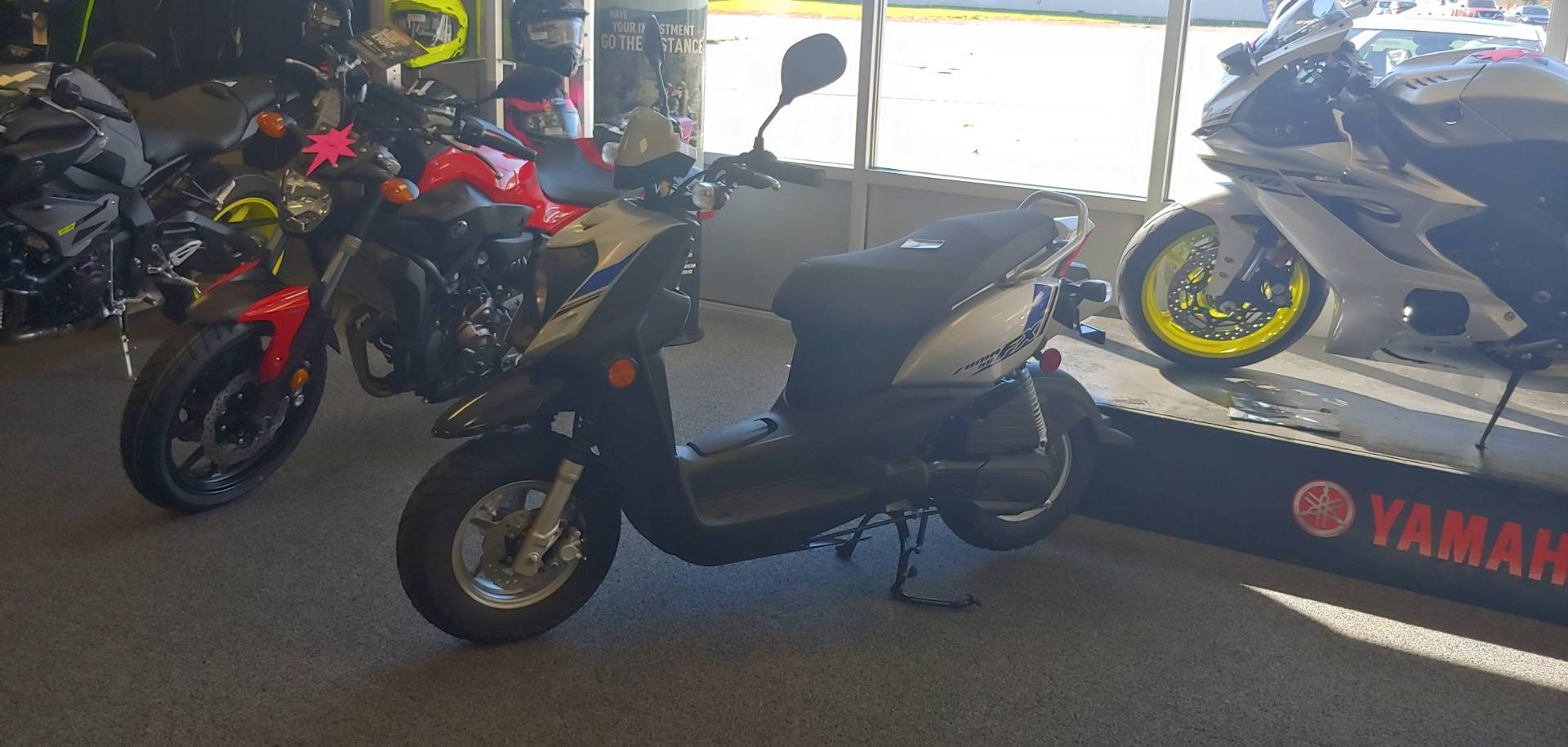 2018 Yamaha Zuma 50FX for sale 8939