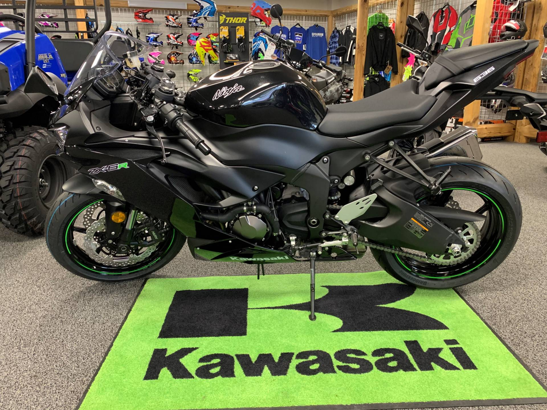 2019 Kawasaki NINJA ZX-6R for sale 7469