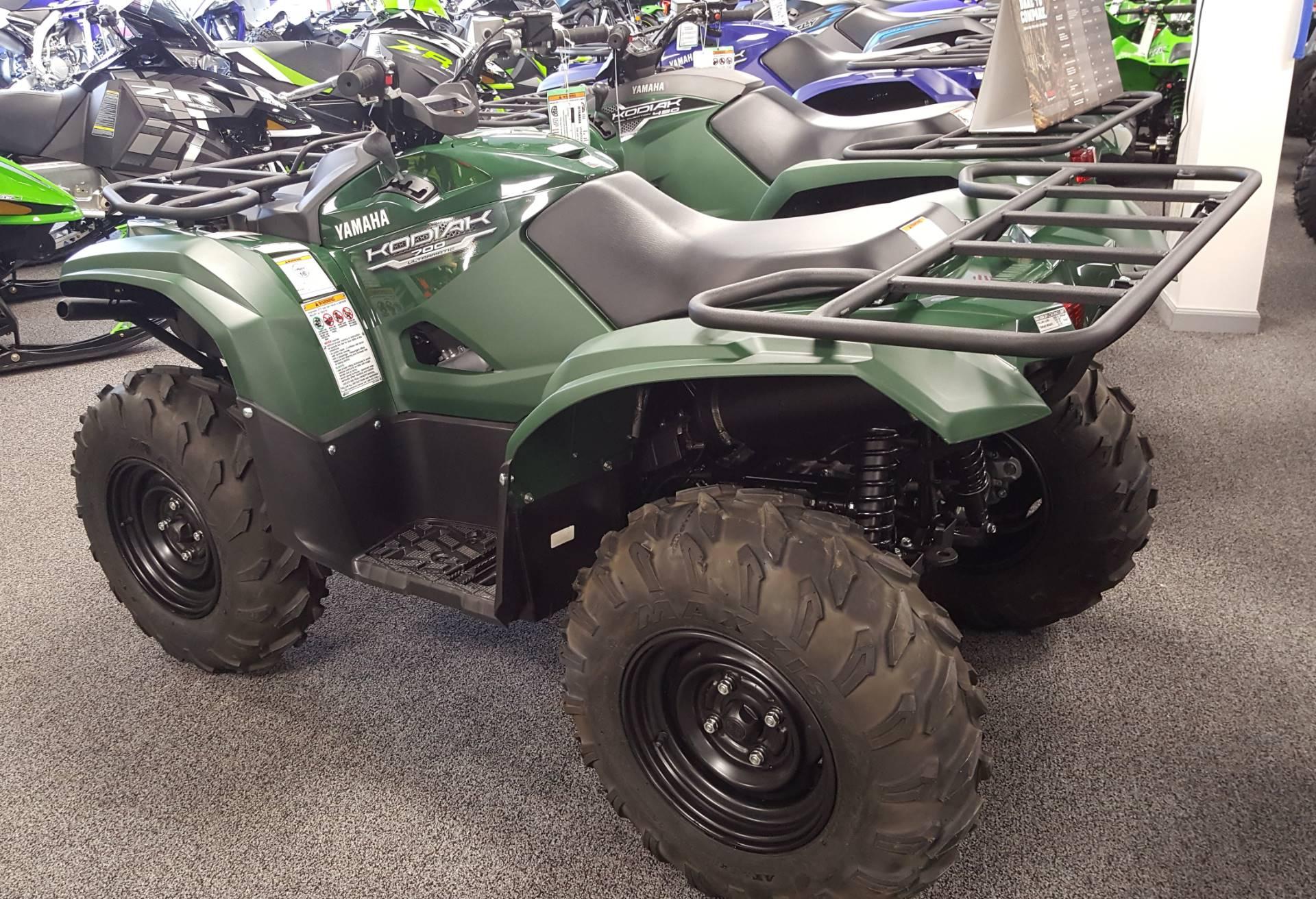 2017 Yamaha Kodiak 700 for sale 3623