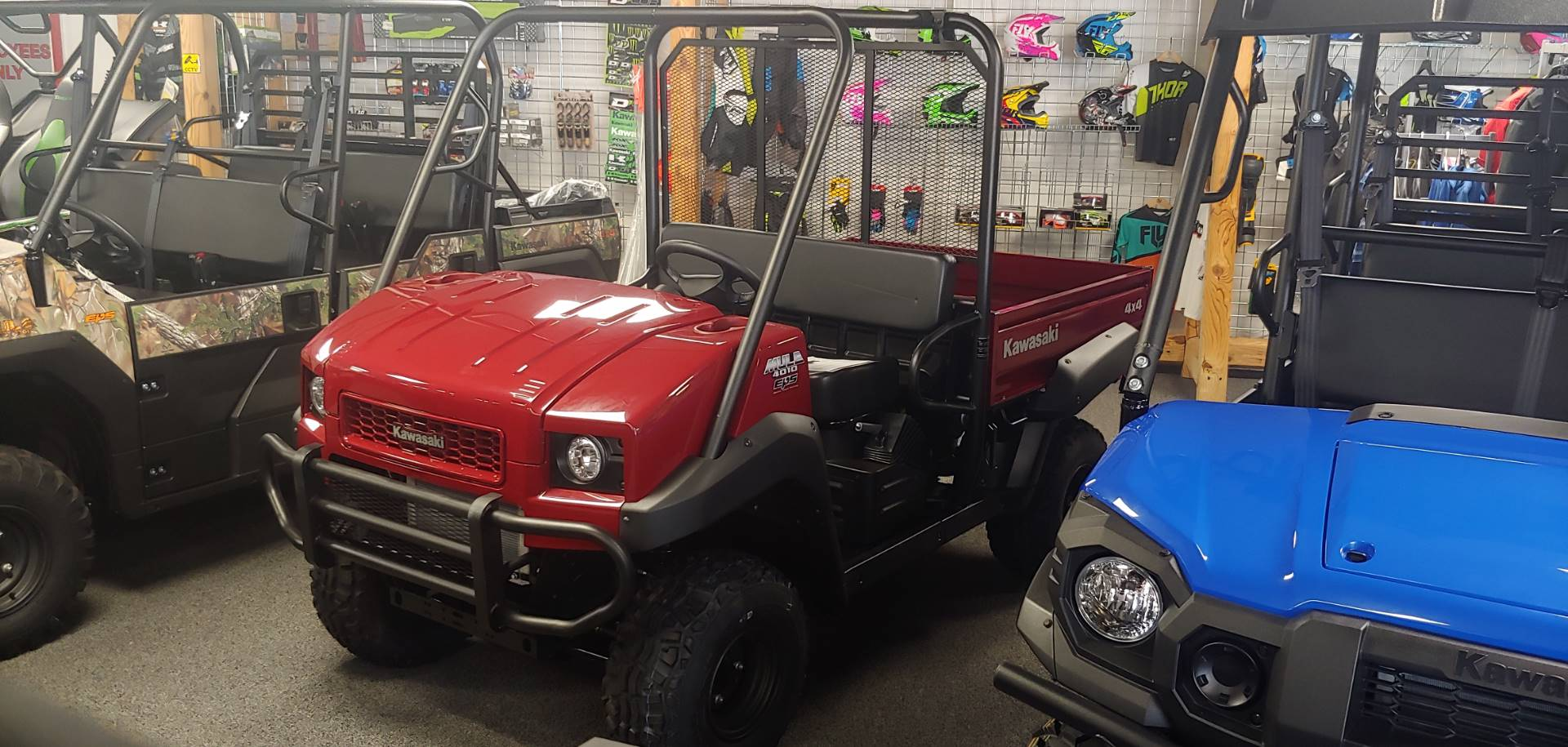 2019 Kawasaki Mule 4010 4x4 for sale 12218