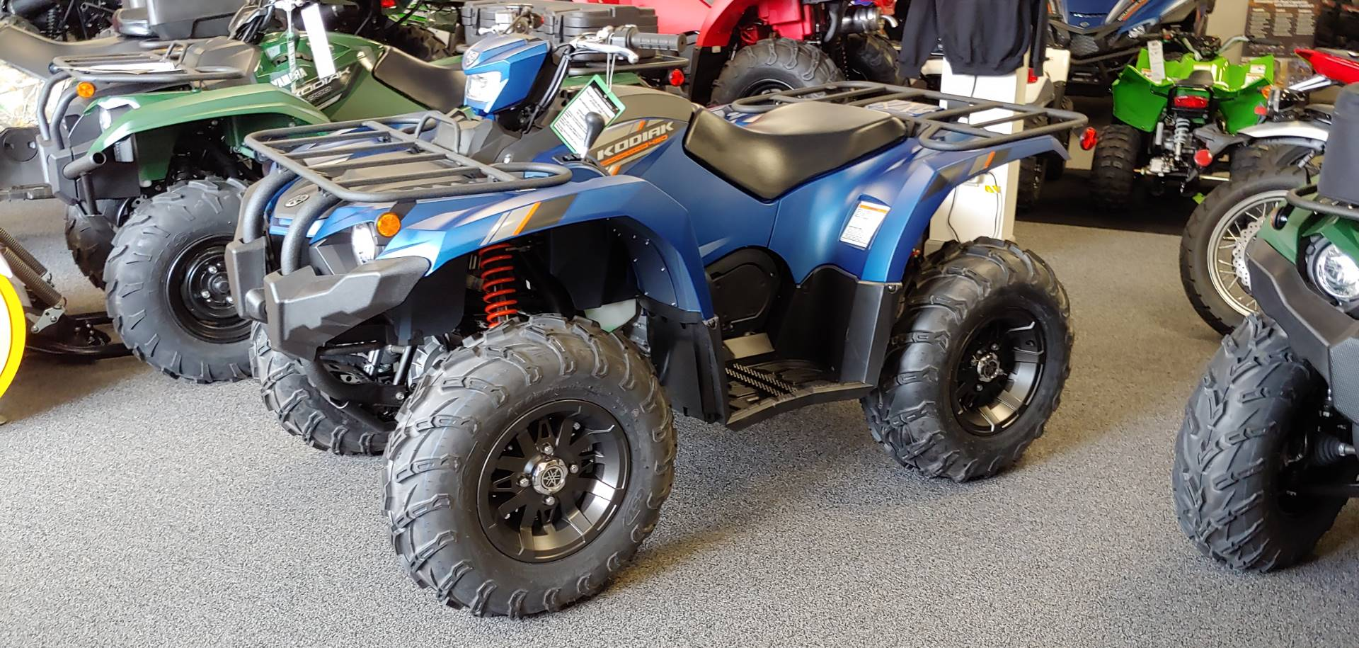 2019 Yamaha Kodiak 450 EPS SE for sale 5661