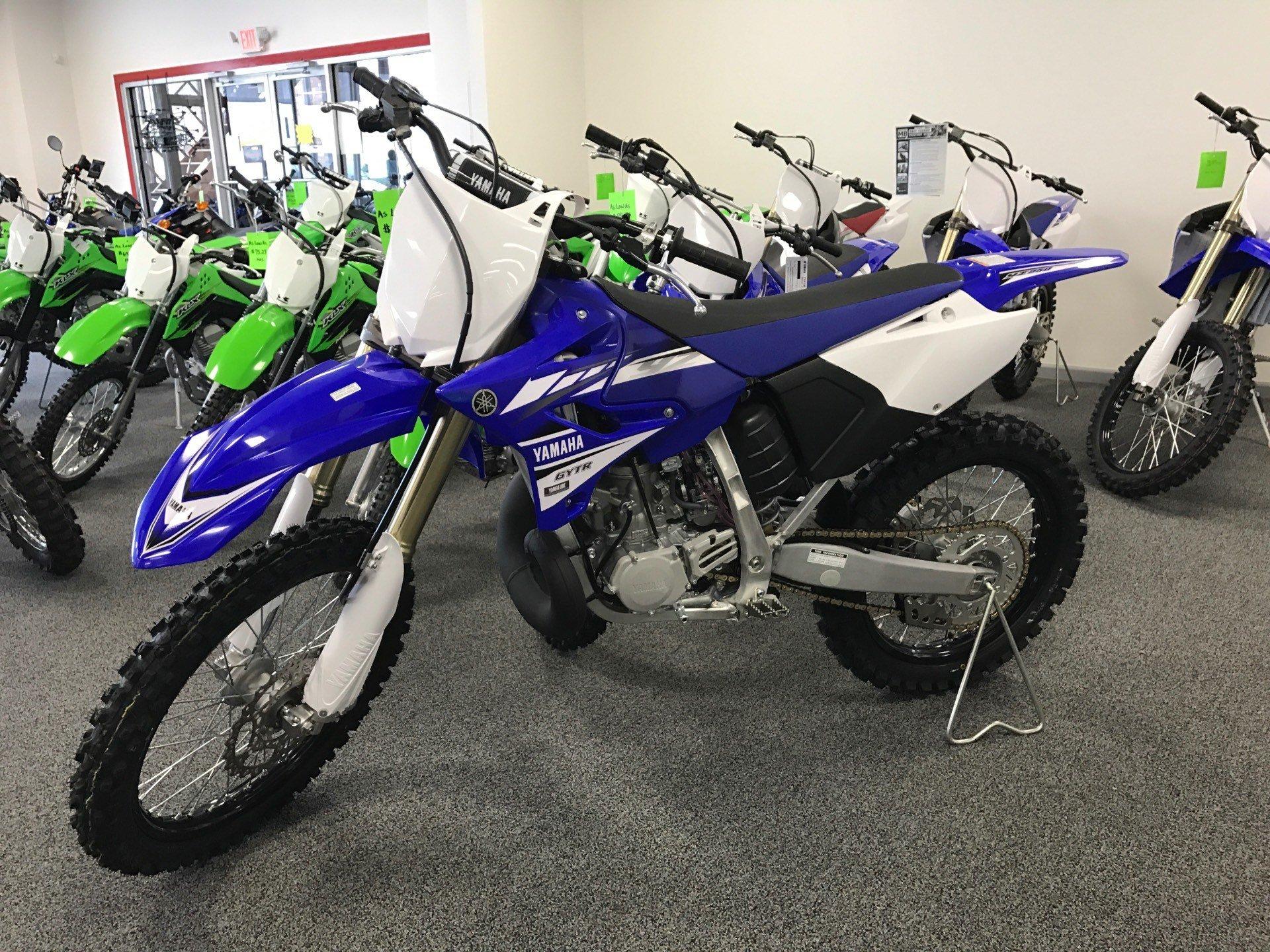 2017 Yamaha YZ250 1