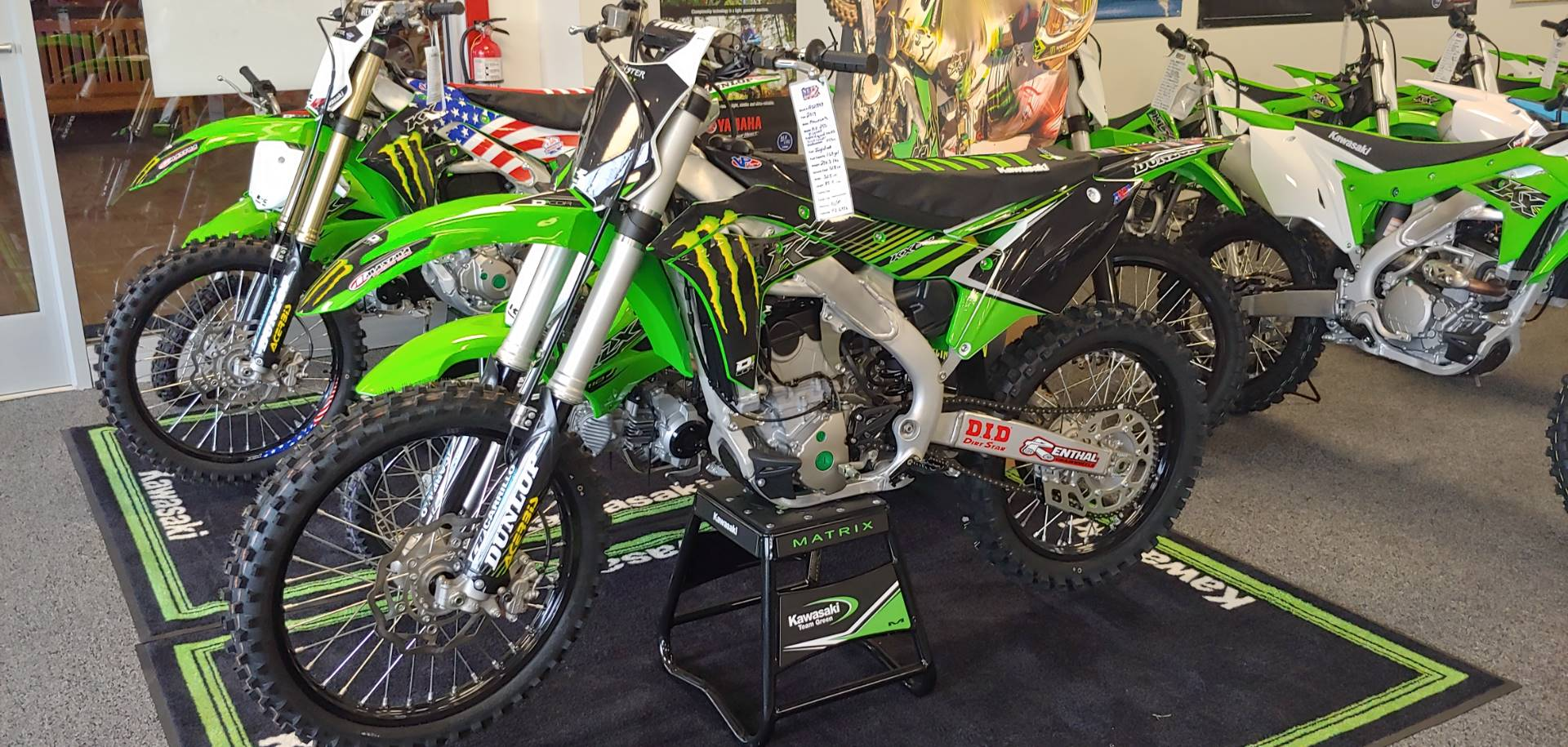 2019 Kawasaki KX 250 for sale 6935
