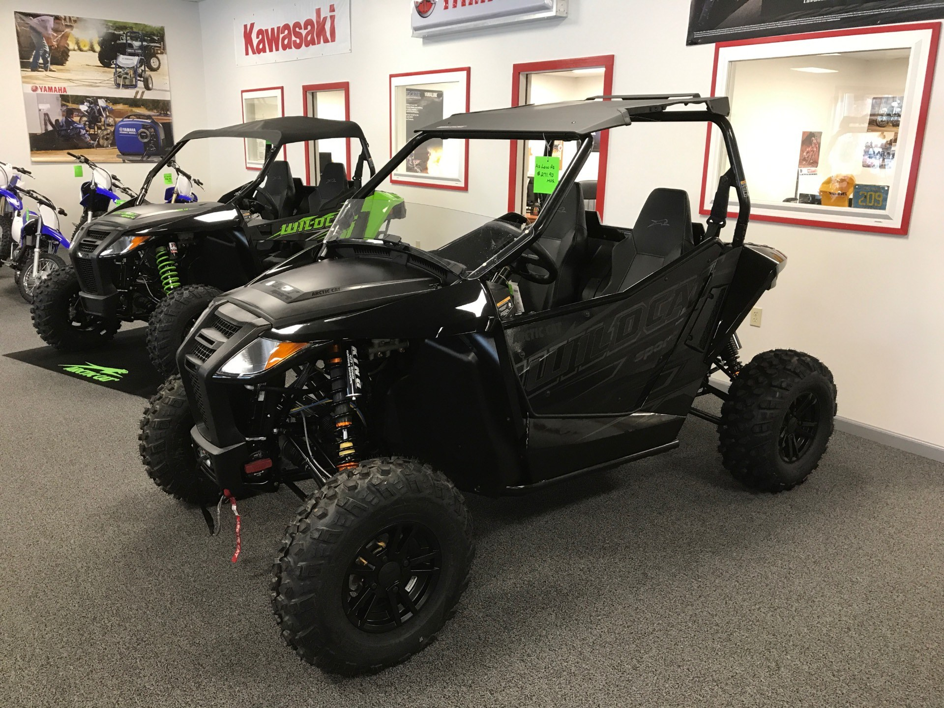 2017 Arctic Cat Wildcat Sport SE EPS in Honesdale, Pennsylvania