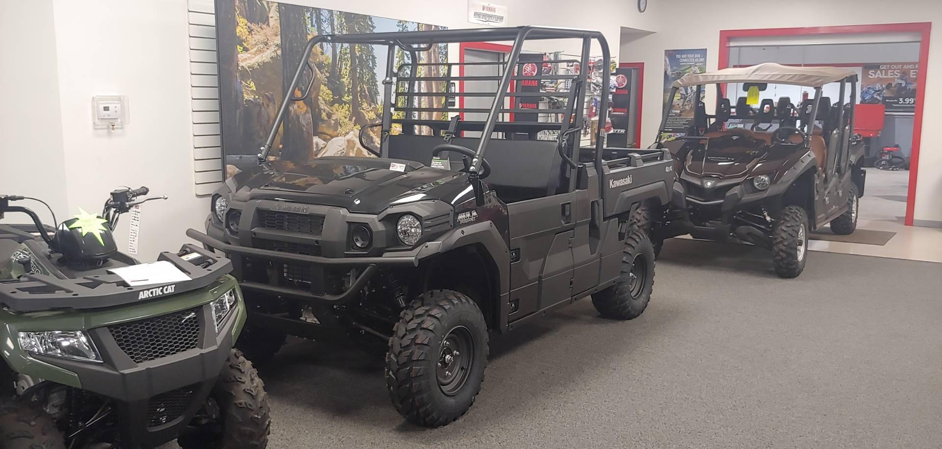 2019 Kawasaki Mule PRO FX In Honesdale Pennsylvania