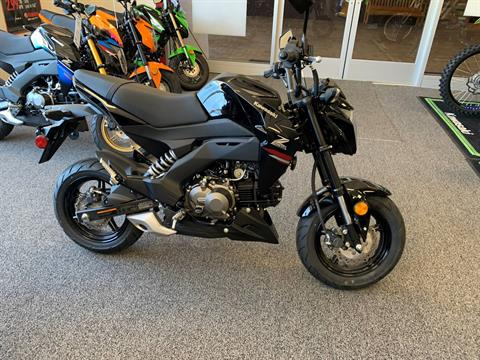 2019 Kawasaki Z125 Pro in Honesdale, Pennsylvania - Photo 1