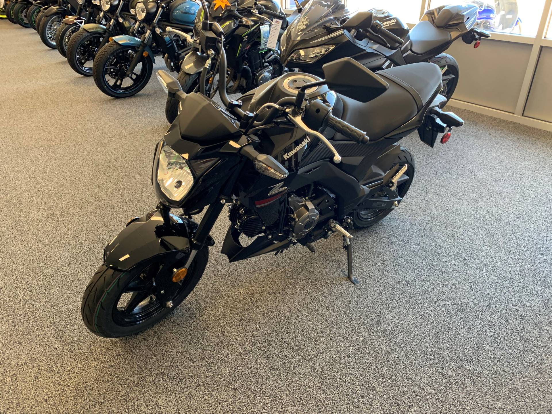 2019 Kawasaki Z125 Pro in Honesdale, Pennsylvania - Photo 2