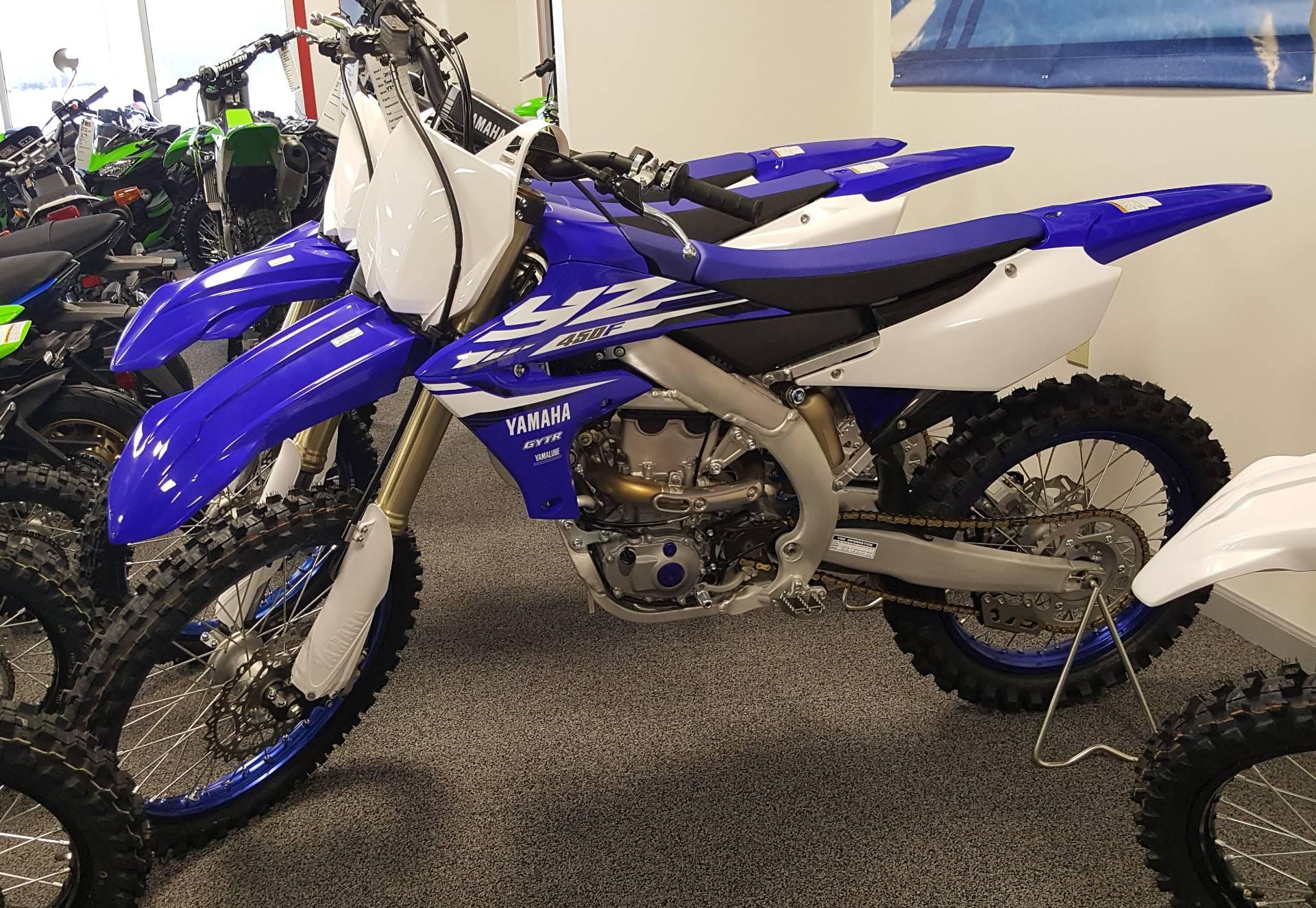 2018 Yamaha YZ450F for sale 1368