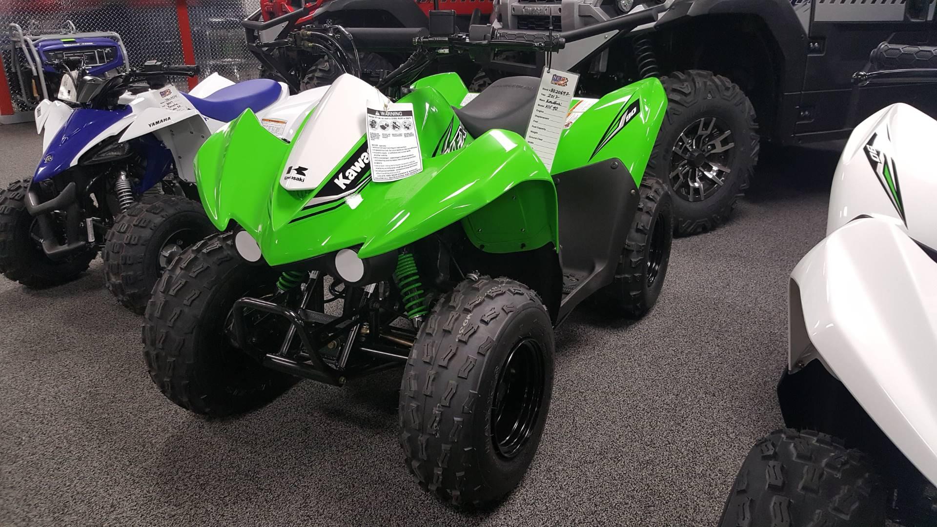 2017 Kawasaki KFX90 for sale 641