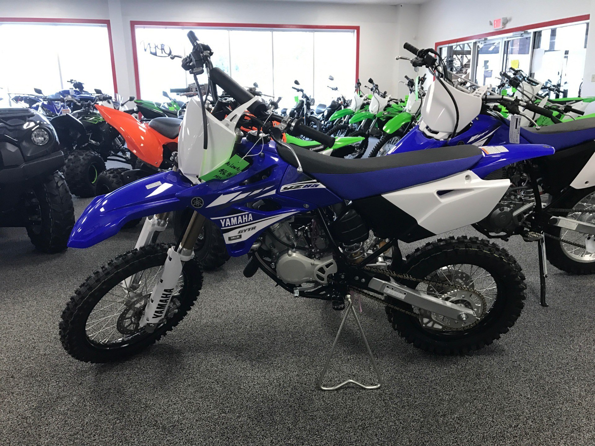 2017 Yamaha YZ85 for sale 4525