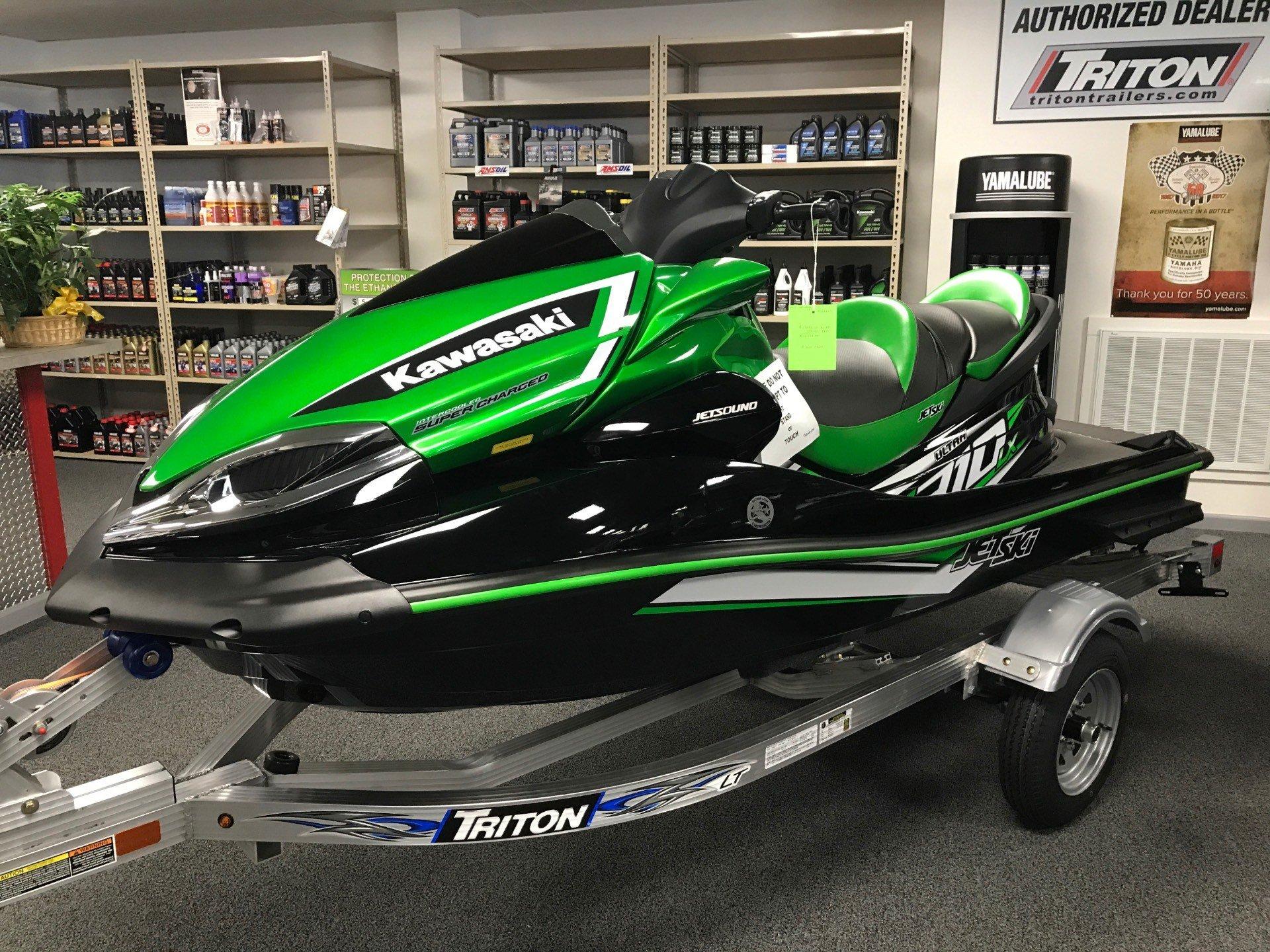 2017 Kawasaki Jet Ski Ultra 310LX for sale 3988