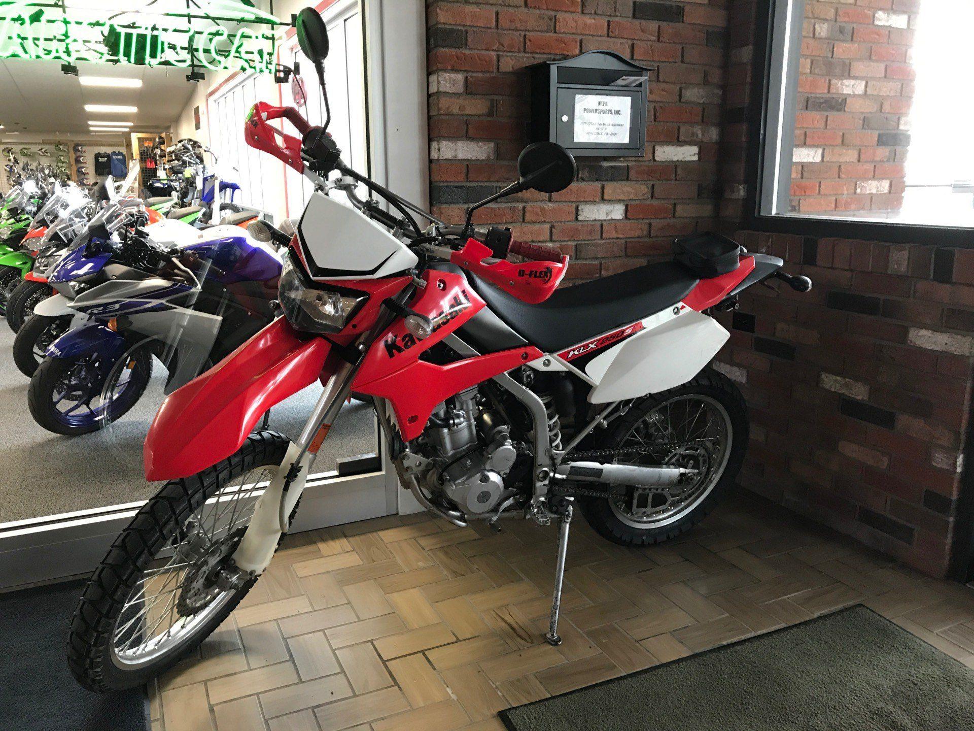 2009 Kawasaki KLX250S for sale 2845