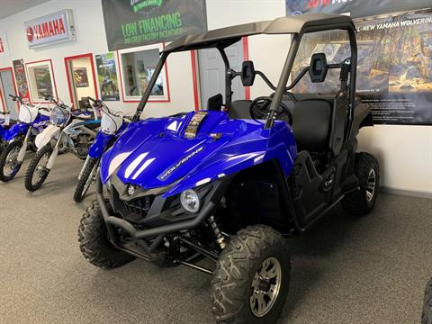 2017 Yamaha Wolverine EPS in Honesdale, Pennsylvania