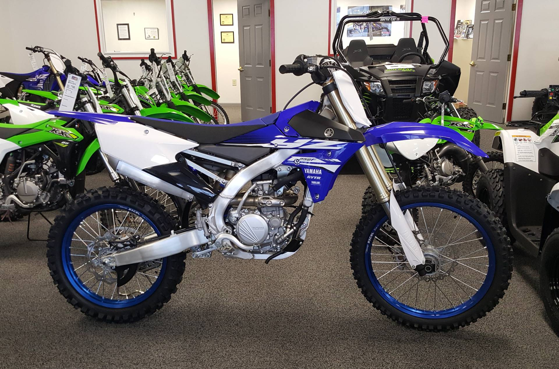 2018 Yamaha YZ250F for sale 9982