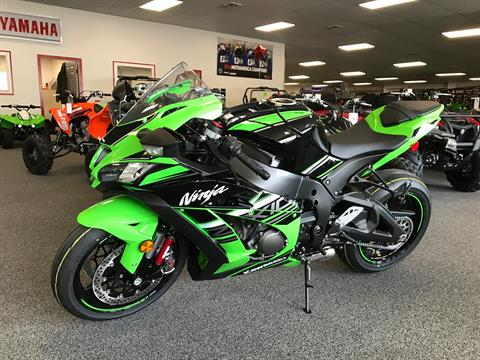 2017 Kawasaki ZX1000SHFAL in Honesdale, Pennsylvania