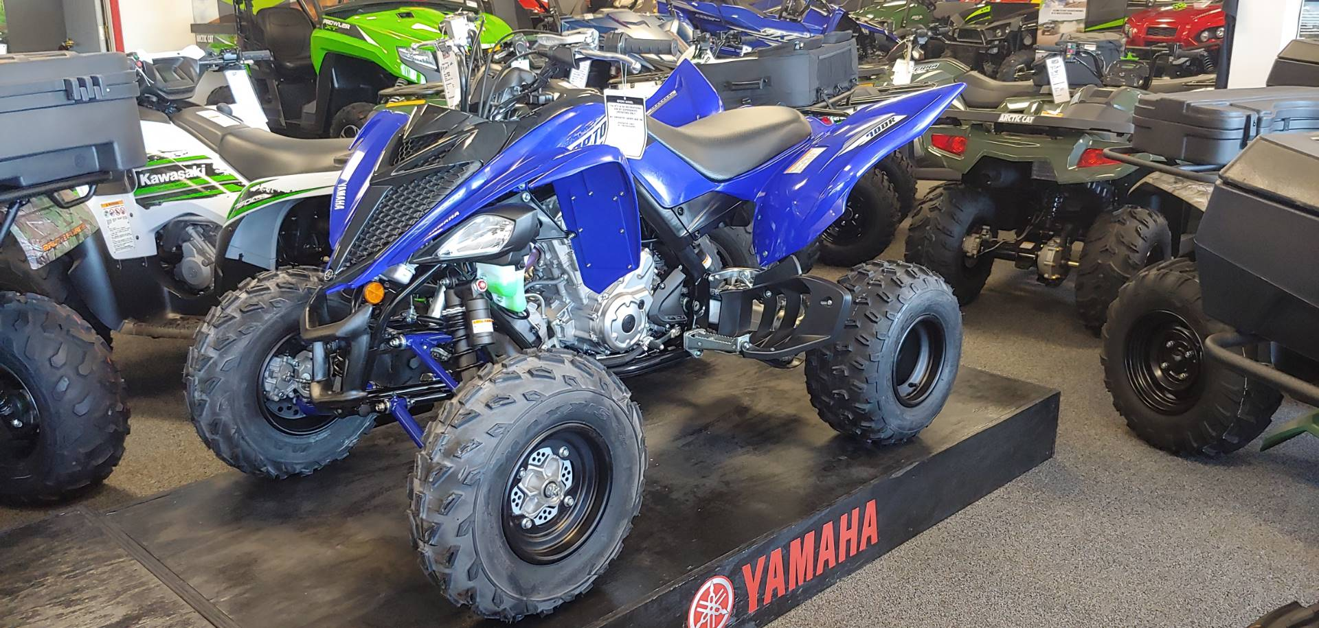 2019 Yamaha Raptor 700R for sale 67