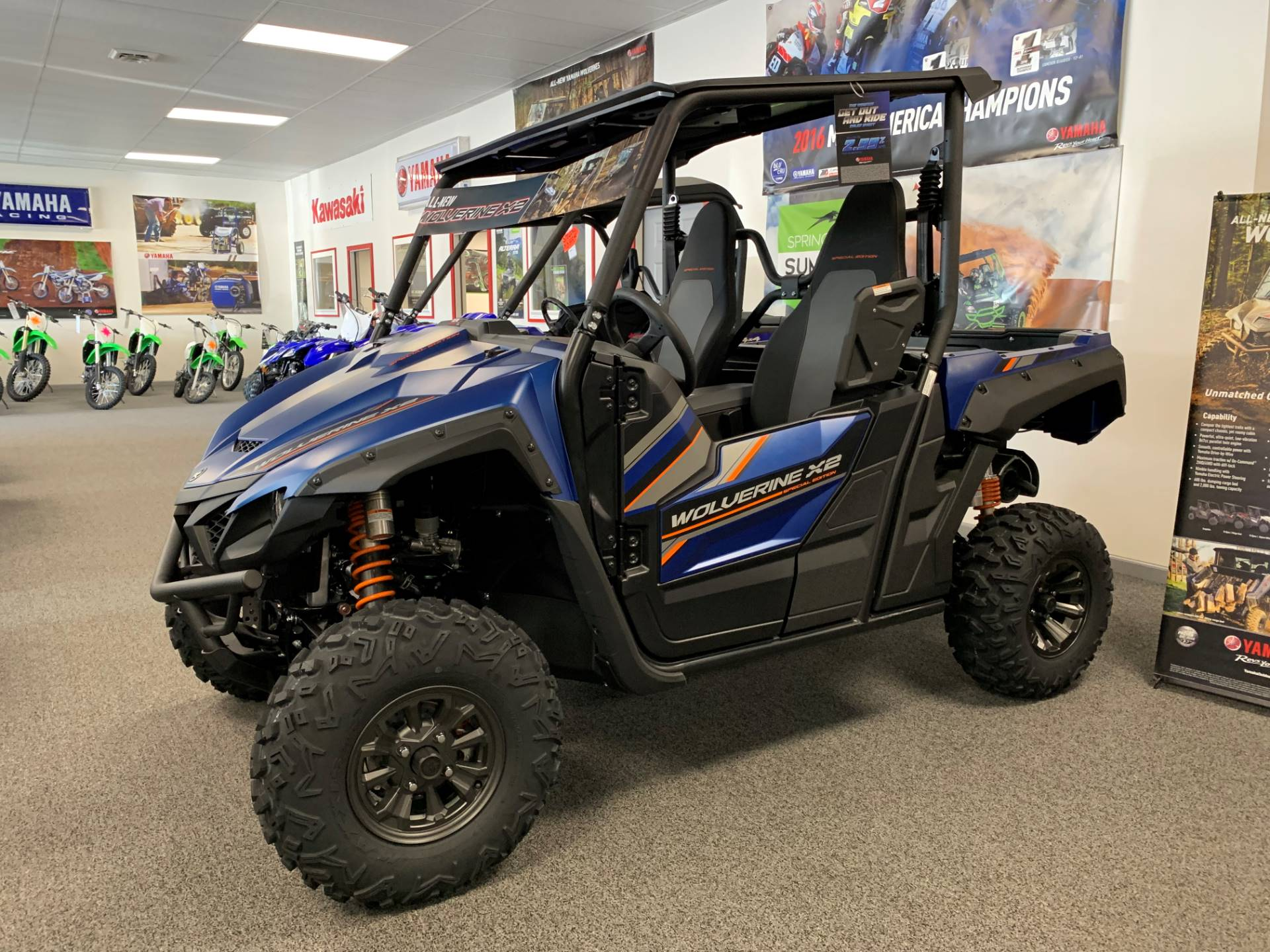 2019 Yamaha Wolverine X2 R-Spec SE for sale 806