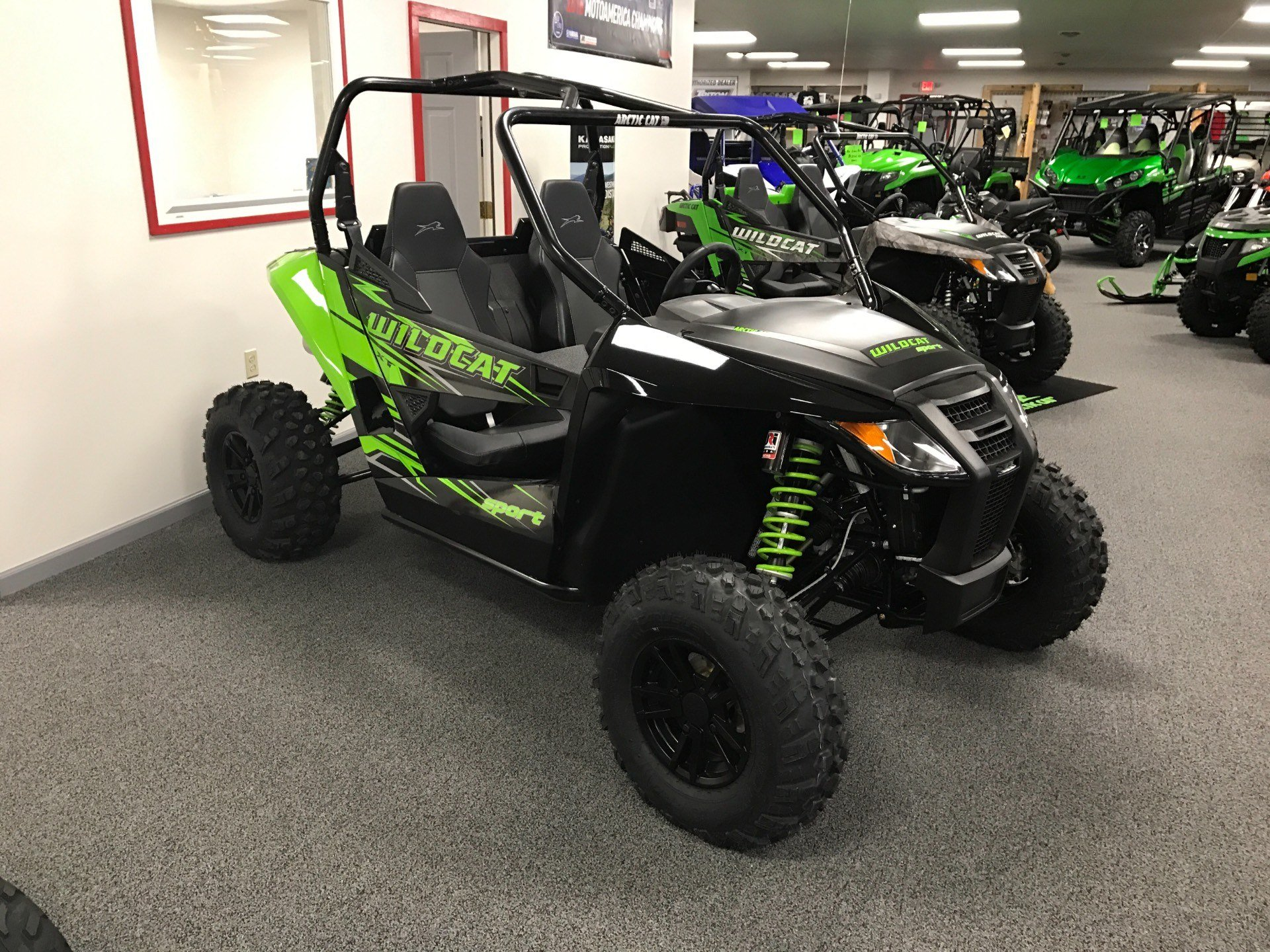 2017 Arctic Cat WILDCAT SPORT in Honesdale, Pennsylvania