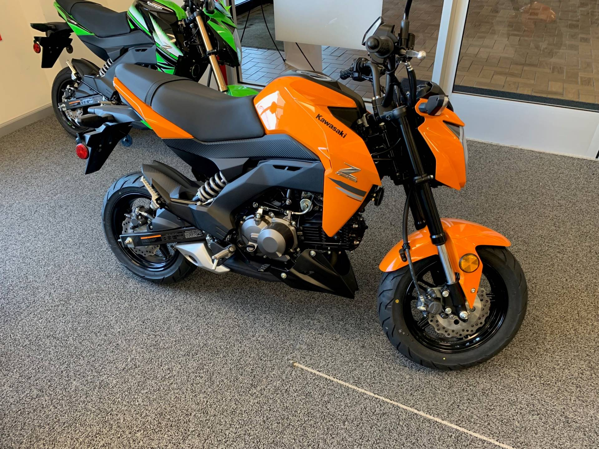 2019 Kawasaki Z125 Pro for sale 10485